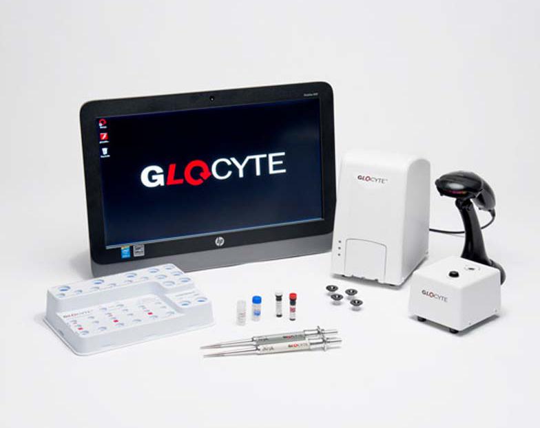 GloCyte – Cellräknare för cerebrospinalvätska
